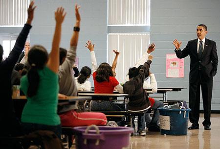 Giấc mơ du học Mỹ là khao khát của nhiều sinh viên