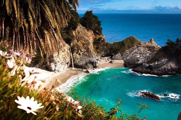 Mỗi tiểu bang trên đất Mỹ là một vùng đất với những đẹp riêng nổi bật