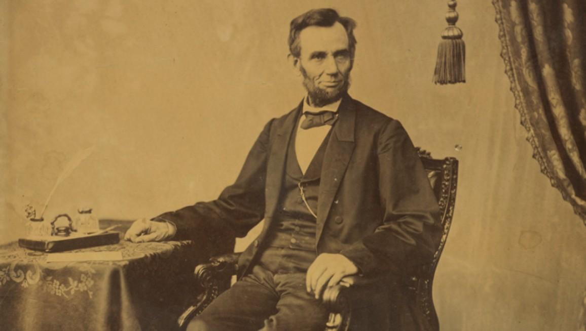 Tổng thống Mỹ thứ 16 Abramham Lincoln