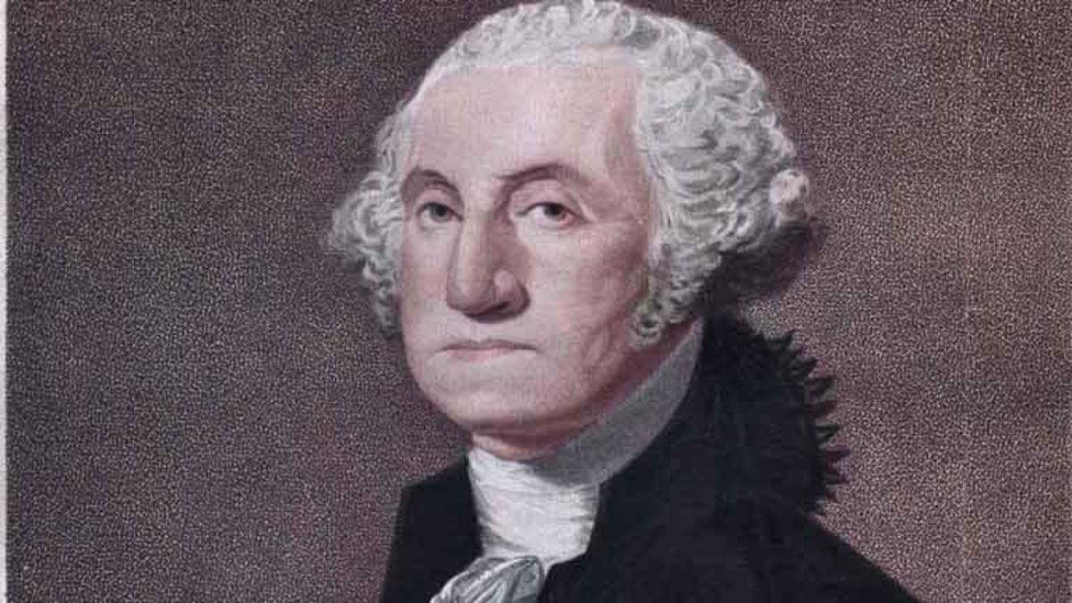 Tổng thống đầu tiên của Hoa Kỳ George Washington